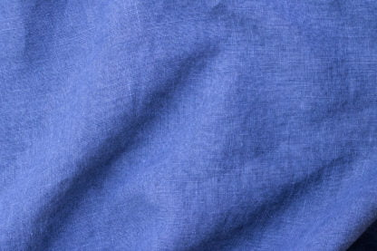 Denim Blue Linen