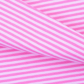 Pink-Cherry Stripe Jersey, 2392