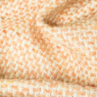 Orange Cream Tweed