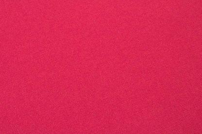 Scarlet Red Gabardine