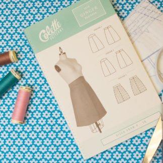 Ginger Skirt, Colette Patterns