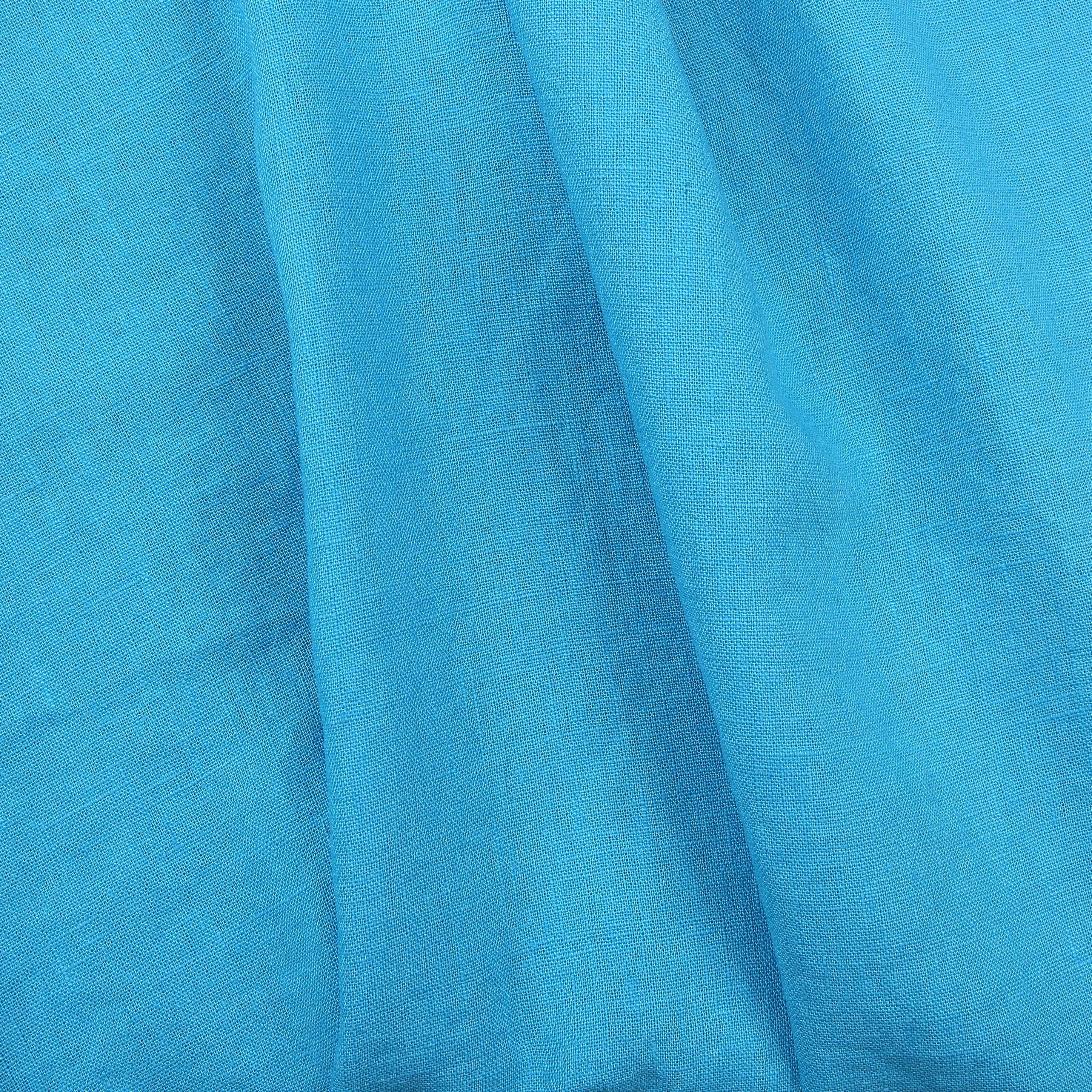 Rebecca linen cornflower blue bloomsbury square dressmaking fabric rebecca linen bloomsbury square cornflower blue 2486 izmirmasajfo