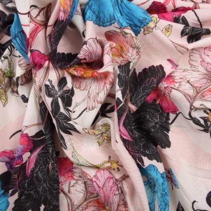 tropical-flower-viscose-bloomsbury-square-fabrics