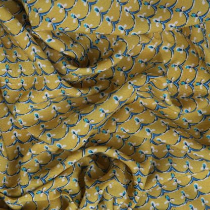 yellow-wave-viscose-bloomsbury-square-fabrics-2893