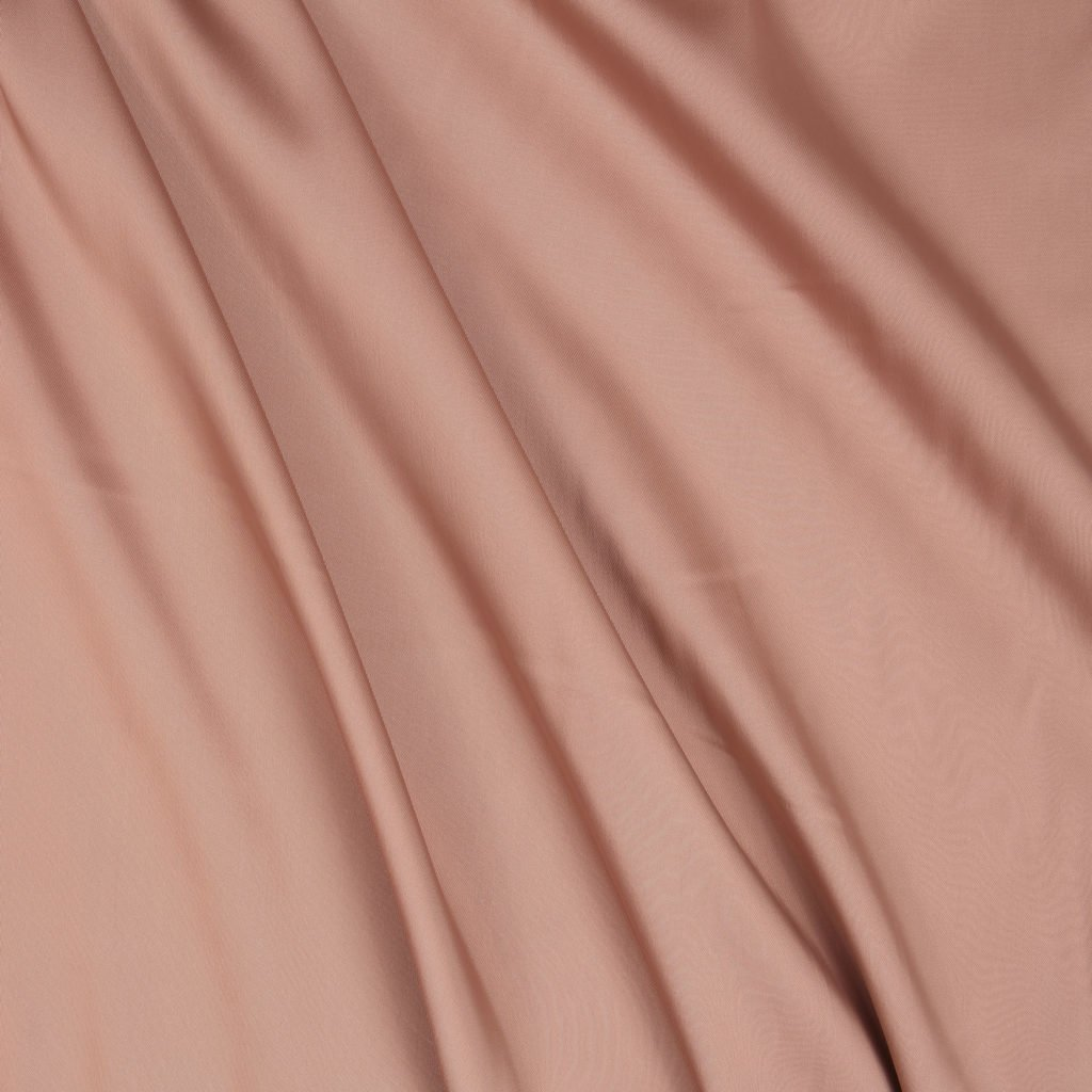 Ursula Plain Matte Finish Stretch Satin Rose Gold by John ...