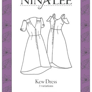 Kew Dress pattern 3101