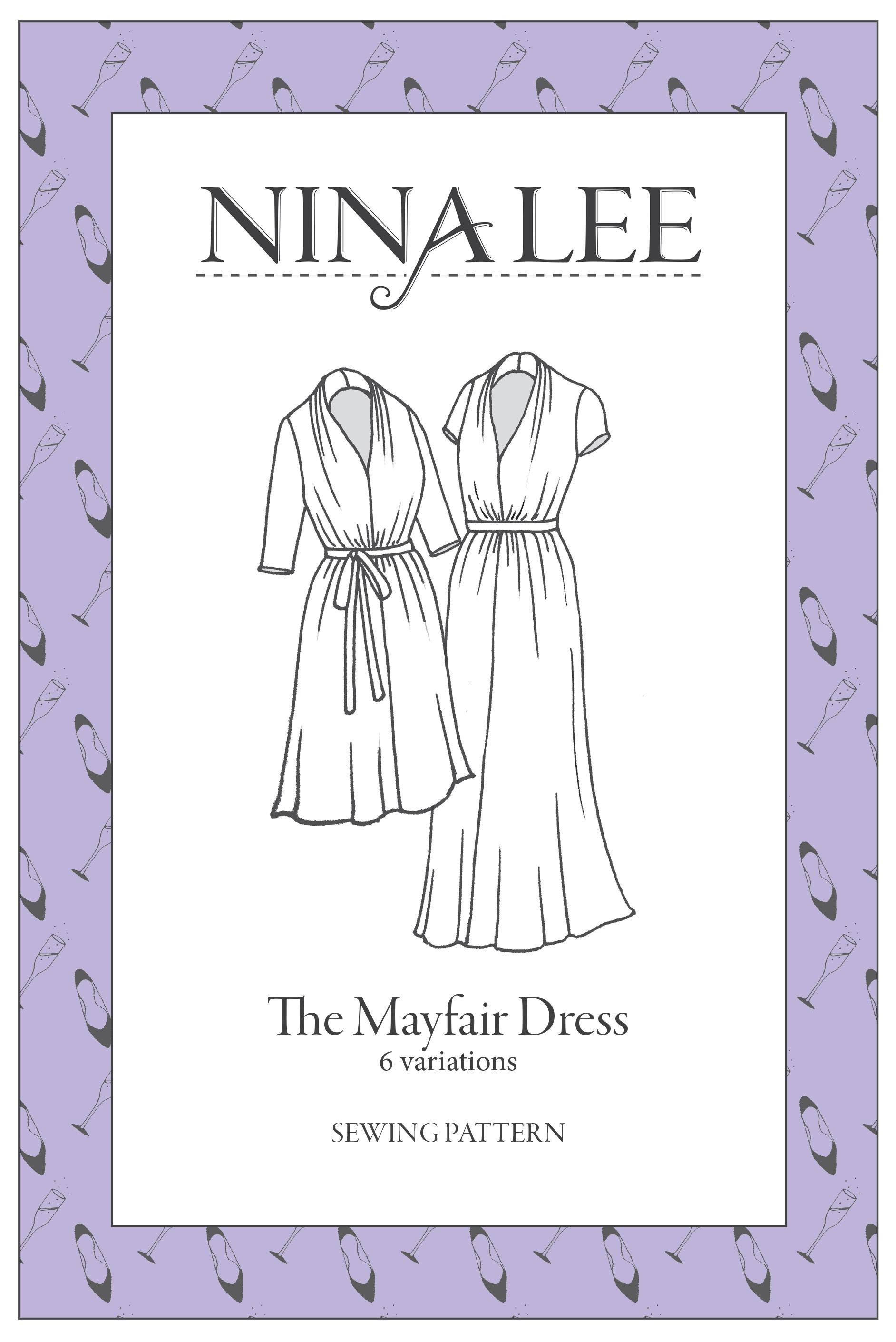 Mayfair Dress 3102