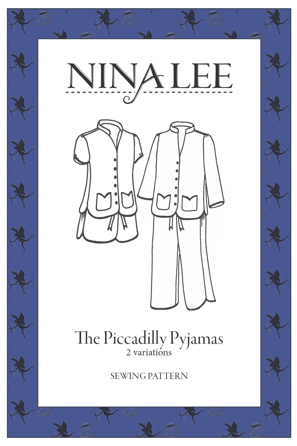 Piccadilly Pyjamas 3103