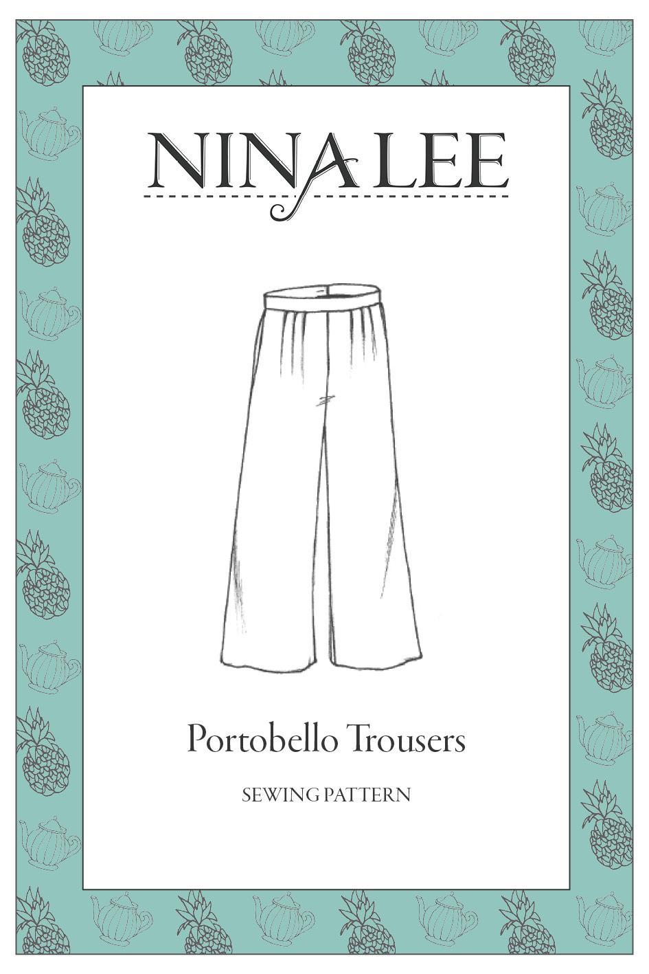 Portobello Trousers 3104