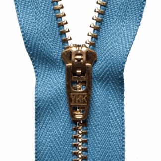 Brass Jeans zips