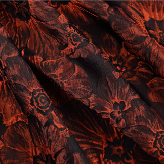 orange-flower-jacquard-bloomsbury-square-fabrics-3338