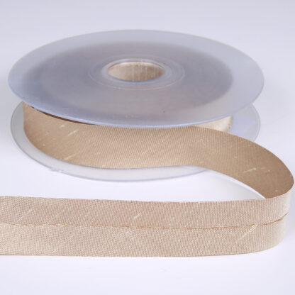 Honey Silk Bias Binding 20mm