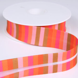 Stripes Bias Tape Morocco Stripe 25mm