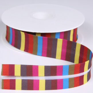 Stripes Bias Tape Mexico Stripe 20mm