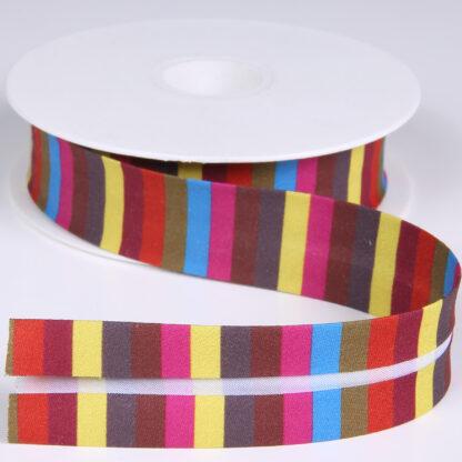 Stripes Bias Tape Mexico Stripe 20mm