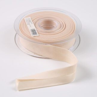 Beige Bias Binding Poly cotton H80040