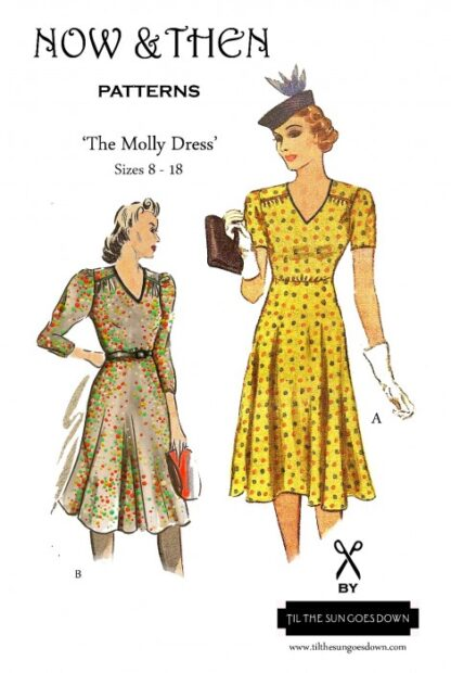 Molly Dress by Til the Sun Goes Down 90011