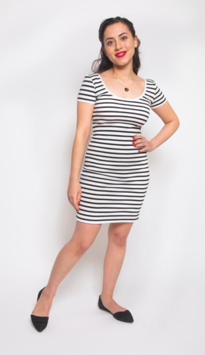 Closet Core Nettie Dress 90018