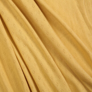 pointelle-cotton-knit-mustard-bloomsbury-square-fabrics-3773