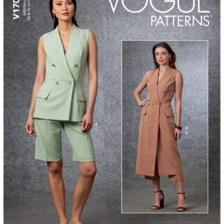V1707 Vogue Pattern