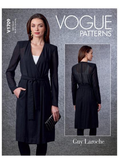 V1709 Vogue Pattern