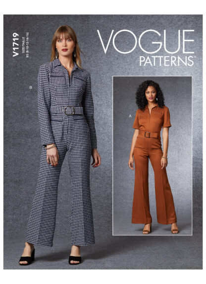 V1719 Vogue Patterns