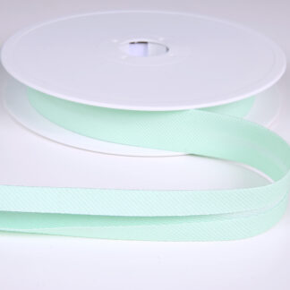 Mint Pique Bias Binding 20mm