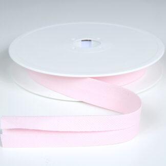 Pink Pique Bias Binding 20mm