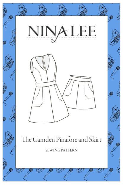 Camden Pinafore by Nina Lee 90030
