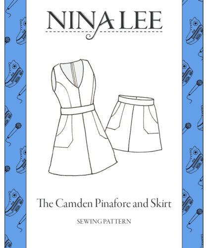 Camden Pinafore by Nina Lee 90030