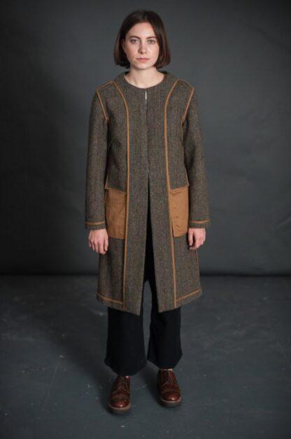 Strand Coat Merchant And Mills 90016