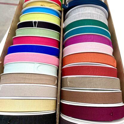 Cotton Jersey Bias Bindings 20mm