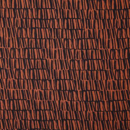 viscose-linen-print-brown-black-bloomsbury-square-fabrics-3957