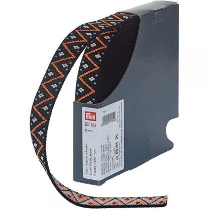 prym-elastic-25mm-orange-80422
