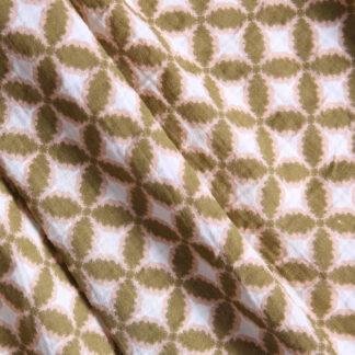 cotton-double-gauze-olive-pattern-GOTS-bloomsbury-square-fabrics-4007
