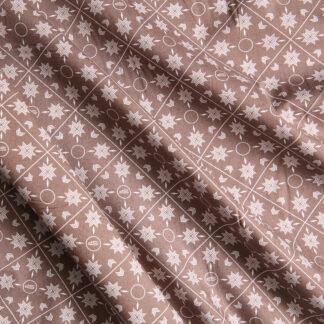 cotton-print-mole-brown-bloomsbury-square-fabrics