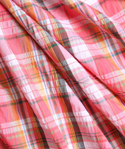 cotton-searsucker-pink-check-bloomsbury-square-fabrics