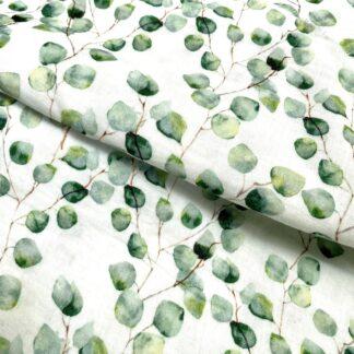 cotton-double-gauze-green-leaf-4112b